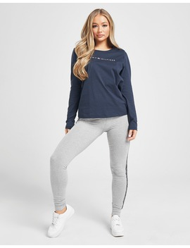 Tommy Hilfiger Long Sleeve T Shirt by Jd Sports