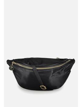 Elisa Belt Bag   Black by Cotton On