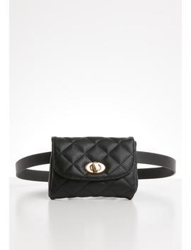 Sarah Belt Bag   Black by Vero Moda