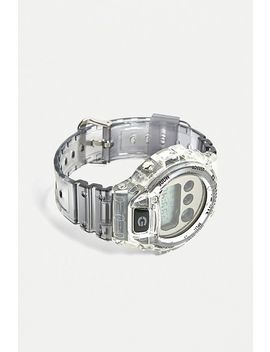 Casio G Shock Dw6900 Clear Skeleton Watch by Casio
