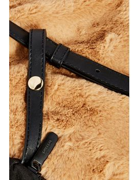 Freddy Square Faux Fur Tote Bag by Topshop
