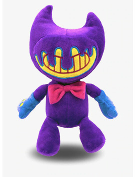 Bendy And The Ink Machine Blacklight Bendy Drip Plush by Hot Topic