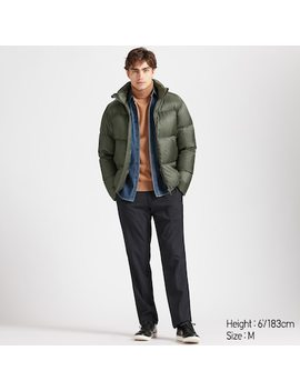 Men Ultra Light Down Puffer Jacket (2) by Uniqlo