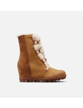 Women's Joan Of Arctic™ Wedge Ii Shearling Boot by Sorel