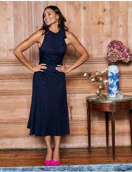 Brooke Devore Dress by Boden