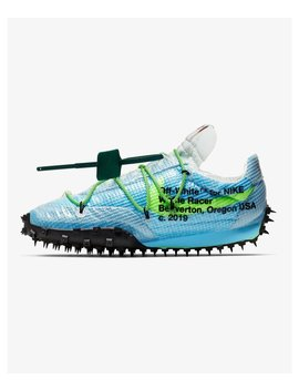 """W Waffle Racer """"Off White"""" by Nike"""