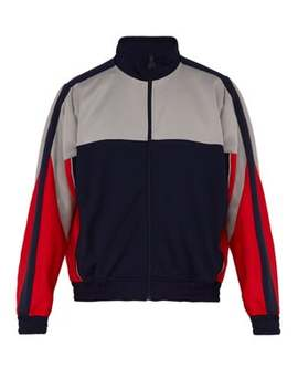 X Nike Technical Jersey Track Jacket by Martine Rose