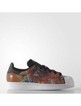 Superstar Star Wars Shoes by Adidas