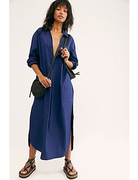 Eva Shirt Dress by Free People