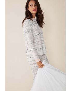 Long Snoopy Print Pyjamas by Women'secret