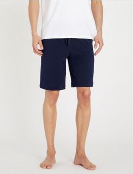 Cotton Jersey Pyjama Shorts by Polo Ralph Lauren
