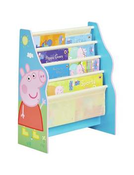Peppa Pig Sling Bookcase702/2366 by Argos