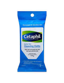 Cetaphil® 10 Count Gentle Skin Cleansing Cloths by Bed Bath And Beyond