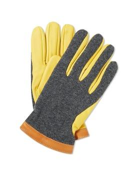 Hestra Deerskin Wool Tricot Glove by Hestra