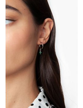 **Pack Of 9  Stud And Hoop Earrings by Topshop
