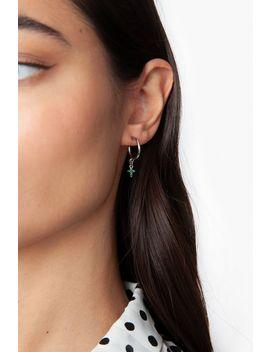 **Pack Of 9 Stud And Hoop Earrings by Topshop