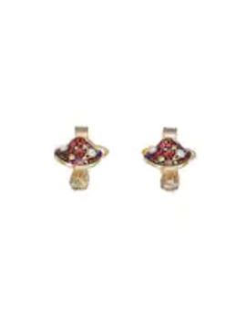 Orla Stud Earrings   Kolczyki by Vivienne Westwood