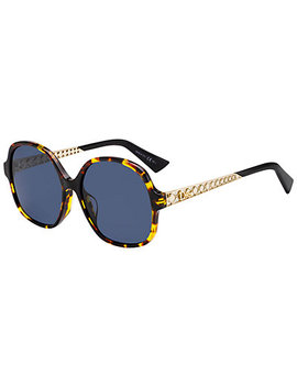 Dior Unisex Diorama8 Fs 58mm Sunglasses by Dior
