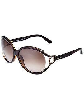 Salvatore Ferragamo Women's Sf600 S 61mm Sunglasses by Salvatore Ferragamo