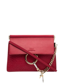 Small Faye Shoulder Bag by Chloé