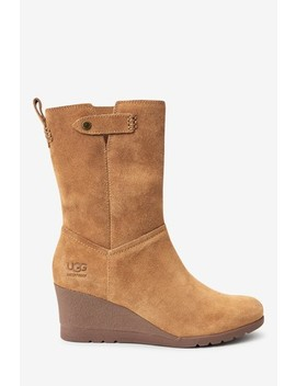 Ugg® Potrero Mid Wedge Boots by Next