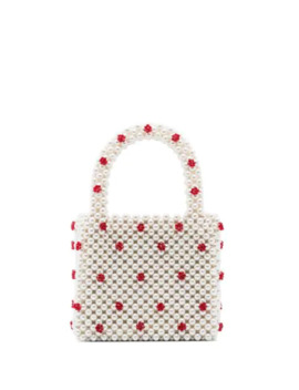 Dolly Pearl Mini Tote Bag by Shrimps
