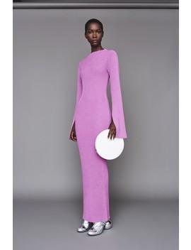 Celina Dress Lilac by Solace London
