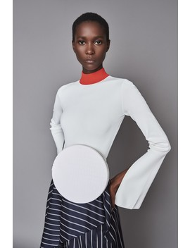 Odette Top Winter White by Solace London