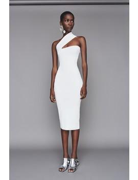 Vida Dress Winter White by Solace London