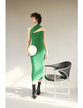 Vida Dress Green by Solace London