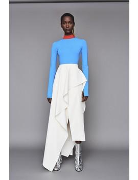 Diem Skirt Cream by Solace London