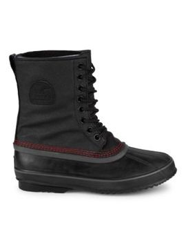 1964 Premium Logo Patch Boots by Sorel