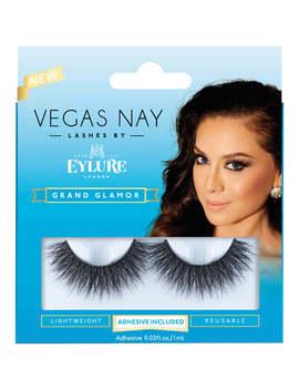 Eylure Vegas Nay   Grand Glamor Lashes by Eylure
