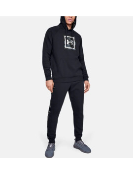 Ua Rival Fleece Printed Joggers Men's by Under Armour