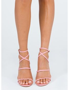 Billini Thalie Heels Dusted Candy by Billini