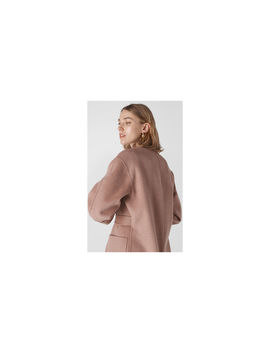Double Faced Wool Wrap Coat by Whistles