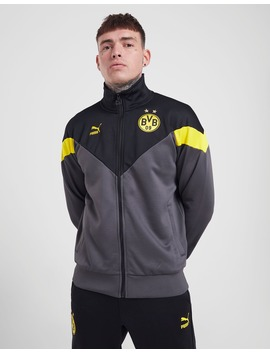 Puma Borussia Dortmund Icon Track Jacket by Jd Sports