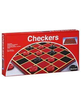 Checkers Set by Pressman Toys