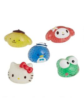 Sanrio Gel Bead Squishy Toys Set Of 5 by World Market