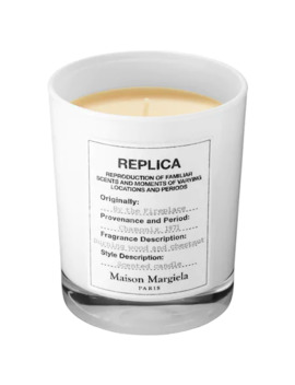 'replica' By The Fireplace Scented Candle by Maison Margiela