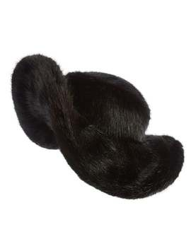 Emma Brewin          Classic Zsa Zsa Hat Black by Emma Brewin
