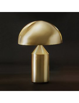 Atollo Table Lamp by Vico Magistretti