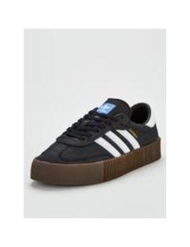 Sambarose  Black by Adidas Originals