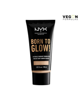 Born To Glow Foundation Nyx Professional Makeup Foundation by Nyx Professional Makeup