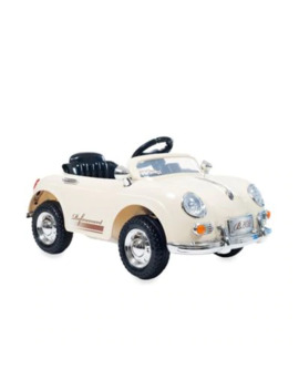 Lil' Rider 58 Speedy Sportster Battery Operated Classic Car With Remote by Lil' Rider