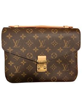 Pochette Metis Monogram Canvas Cross Body Bag by Louis Vuitton