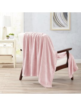 Richy Ultra Velvet Oversize Blanket by Ebern Designs