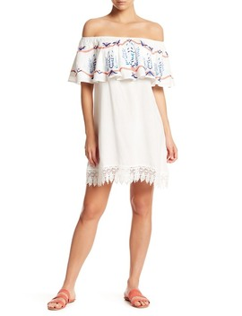 Tol Short Dress by Saha Swimwear