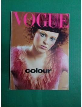 Vogue Italy Febbraio 1999 February Karen Elson Kate Moss Shalom Harlow 582 Ita by Ebay Seller