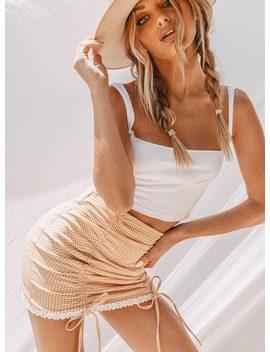 Esme Mini Skirt by Princess Polly